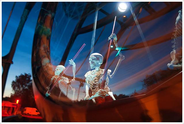 festival germany raw alemania fusion tamron calaveras skeletor 30d fusionfestival esqueletos skel fusion2012