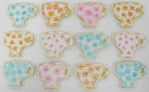 [Image from Flickr]:Teacup cookies