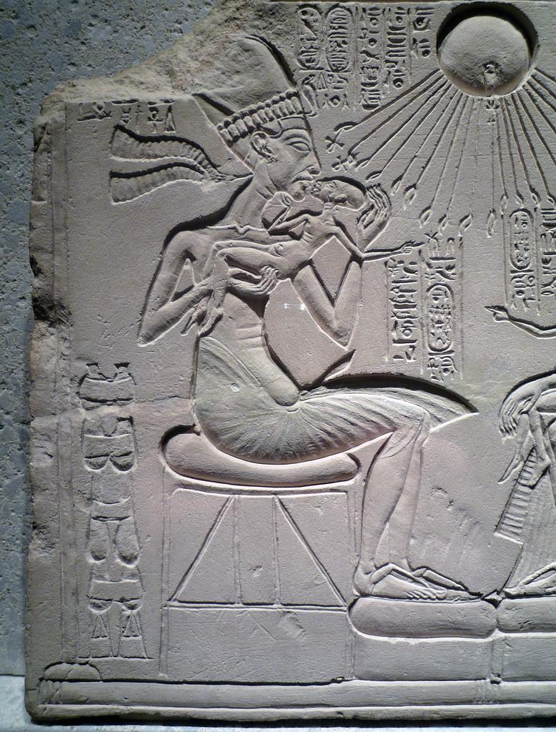 Akhenaten religion essay