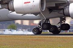 A340-642 EC-IOB Iberia 2012-05-01 03 Barajas III Openday (astropleiades) Tags: a340 iberia barajas