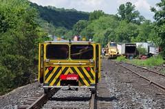 IMGP6353 (geepstir) Tags: car reading pennsylvania rail pa shamokin speeder sunbury narcoa