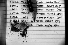 Blew up my 366 (snapclicktripod) Tags: blackandwhite lines pencil writing blackwhite letters highcontrast detention deadlines lifeiscrazy ourdailychallenge busyisnotanexcuse