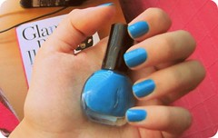 (mapi-mapi) Tags: blue beautiful fashion electric photography hands polish nails