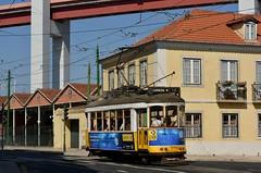 2016-07-28 - 545 - R Junqueira (o331jne) Tags: trolleys tranvias tramways trams streetcars strassenbahn sparvagn portugal lissabon lisbonne lisbon lisboa elctricos electricos carris carroselctricos carreira18    tramwaj   tramvay portekiz sprvagn trikk villamosportugal  raitiovaunuportugali   tramvai line18 lisbontramroute18 18e ccfl eltrico bonde ajuda alcantara strasenbahn street publictransport