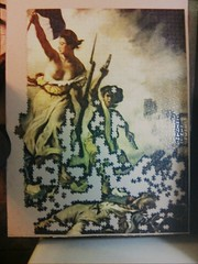 Liberty Leading the People - Tomax - 4000 (fabrofer) Tags: delacroix liberty puzzle tomax 4000