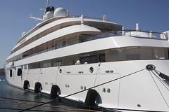 GOLDEN ODYSSEY (Maillekeule) Tags: yacht superyacht golden odyssey prince khaled
