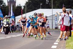 2016-07-30 EK Skeeleren Steenwijk (43a) (Peter Donderwinkel) Tags: ekskeeleren2016steenwijk inlineskating seniorladies junioraladies ek klimvansteenwijk schaatsennl kpn skeeleren outdoor sport event speed race canon