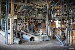 ik5 (urbex66400) Tags: mill abandoned urbex urban urbex66400 building verlassen indoor buliding mlyn poland polska sony a550 opuszczone opuszczony exploration