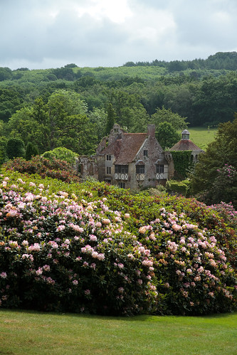 Landscape of Scotney Castle 3524