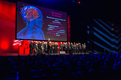 Neuroscience and choirs and audience at TEDX2016