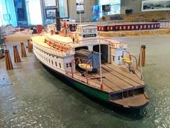 Railroad & Ferry Museum 2/5 (Jef Poskanzer) Tags: tiburon tiburonrailroadferrydepotmuseum museum model geotagged geo:lat=3787255 geo:lon=12245214 ferry ukiah t