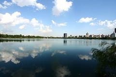IMG_1169 (Cristian Marchi) Tags: day7 ny nyc america viaggio trip central centralpark park usa reservoir skyscrapers skyline