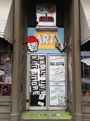 The Art Store (plasticfootball) Tags: newalbany indiana artstore clipart