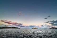 Sydney Heads (Bill Thoo) Tags: ngc sydney nsw australia seascape landscape ferry sydneyharbour sony a7rii samyang 14mm