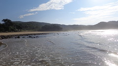 Second Beach (Rckr88) Tags: port st johns portstjohns second beach secondbeach easterncape eastern cape southafrica south africa sea water ocean waves wave coast coastal coastline beachsand sand greenery green forest travel outdoors nature