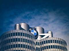 BMW (fgazioli) Tags: vermelho bmw bmwheadquarters bmwwelt bmwmuseum bmwm3 car carro sky building architecture germany deutschland munich mnchen europe eurotrip cars bestplacestogo travel vsco