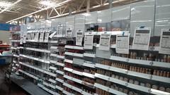 Cosmetics Reset (Retail Retell) Tags: hernando ms walmart desoto county retail project impact supercenter store 5419 remodel black dcor 20 icons interior