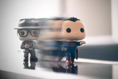 When Duty Calls (seango) Tags: superman clarkkent funko pop vinyl figure collectables dc comics superhero superheroes gradient seango toyphotography jla bvs justice league transformation funkopop hottopic exclusive