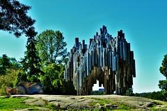 Sibelius 1 (Elena Delahaye) Tags: finland nature helsinki island sea north scandinavia suomi