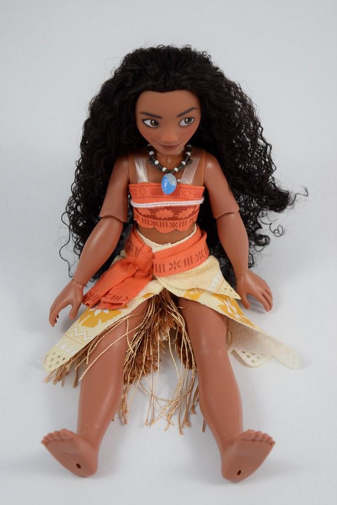 Кукла моана своими руками 4