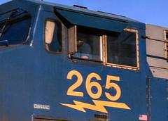 At least (builder24car) Tags: railfanning benchingthefreights conductor perspective layingonthegroundlookingup csx csx265 ac44cw sline leecounty sanfordnorthcarolina