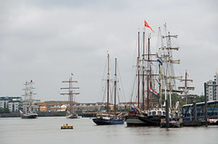 Tall Ships At Woolwich! (RiverCrouchWalker) Tags: tallships woolwich london riverthames thamespath britain greatbritain uk england