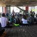 Meditação coletiva no vão do MASP |  VS SP 2016