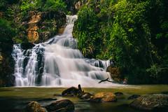 Da Lat, Vietnam (mikedeclerck) Tags: canon waterfall water nature jungle green adventure natgeo natgeotravel naturelovers nationalgeographic nd river reflexion rocks trees travel travelling