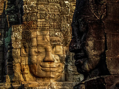 patrickrancoule-443 (Patrick RANCOULE) Tags: angkor angkorwat bouddha cambodge cambodia architecture bouddhisme sculptures temple visage