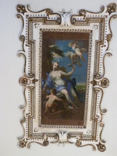 Tivoli - Villa d'Este, fresco ALBERTI