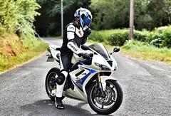 Dainese Rider (Brice675) Tags: triumph daytona 675 moto motorbike motorcycle bokeh nikon agv dainese honda yamaha suzuki ducati aprilia ktm kawasaki biker helmet