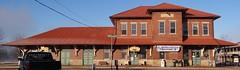 Depot Elkins, WV (Seth Gaines) Tags: westvirginia elkins railwaystation
