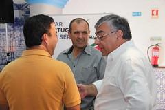 José Matos Rosa no Convívio do PSD Oeste