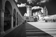 Basilica_BW (serdor) Tags: basilica architettura bianconero bw nikon digitale 20mm afd df paesaggio
