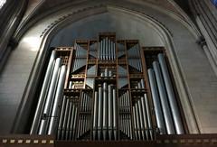 Domorgel (Don Claudio, Vienna) Tags: neuer dom linz orgel