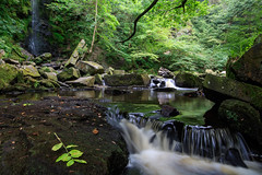 West Beck Wonderland (johnkaysleftleg) Tags: westbeck mallyanspout northyorksmoors waterfall canon760d sigma1020mmf456exdchsm polarizingfilter