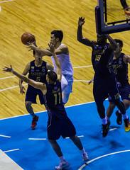 He who hesitates is lost (Blue Nozomi) Tags: season 79 uaap basketball ateneo national de manila university blue eagles bulldogs