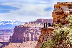 Los Amigos (Colleen Easley) Tags: canyon canyonlandsnationalpark redrock scenic utah