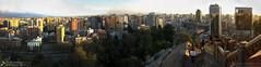 Pano Escalera Santa Luca. (javier_carras) Tags: panoramic stitch photomerge skyline urban cityscape aerial urbanity pentax pentaxk3