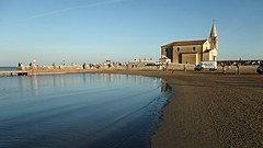 Chiesa a Caorle (MarioLaser) Tags: caorle veneto mare chiesa spiaggia monumento