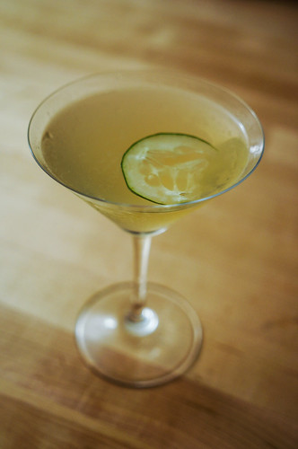 A fresher margarita