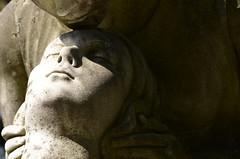 DSC_7915a (Fransois) Tags: cemetery statue nikon montral thekiss cimetire eternallove lebaiser d9000 amourternel
