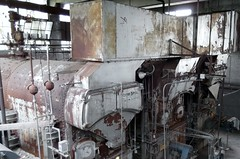 boiler room#2 (BillsExplorations) Tags: illinois sterling abandonment boiler manufacturing kewanee lawerencebrothers
