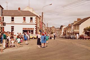 Main Street, Belturbet, Co. Cavan, 1990