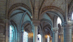 Ambulatory Vaulting, Basilica of St. Denis