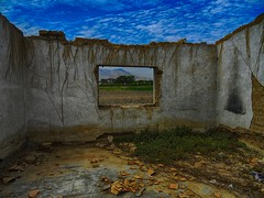 Welcome to Home (leo_cpc) Tags: windows sky abandoned nikon coolpix abandonedbuilding s3000 abandonado abandonedplaces skyporn