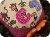 -Corujinha Soninho- (Luciene Rosi ❀) Tags: brasil handmade artesanato feitoàmão felt feltro almofada tecido corujinhas almofadacoruja corujinhacoruja tecidocorujafeltro