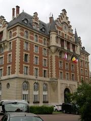 Pavillon de la Belgique (So_P) Tags: paris france belgique cit universitaire