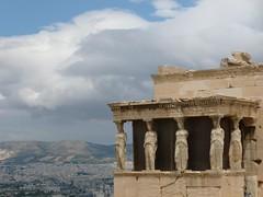 Erechtheion (JenWaller) Tags: archaeology temple athens greece acropolis athena caryatids greektemple erechtheion poseidonerechtheus