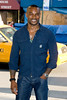 Tyson Beckford New York Premiere of 'Savages' at the SVA Theater - outside arrivals New York City, USA